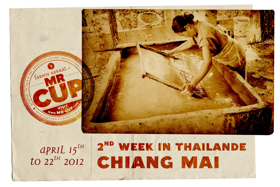 Mr Cup in Thailand - Weel 2 - Chiang Mai