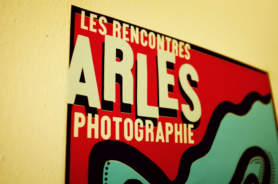 Mr Cup in Arles - International photography festival
