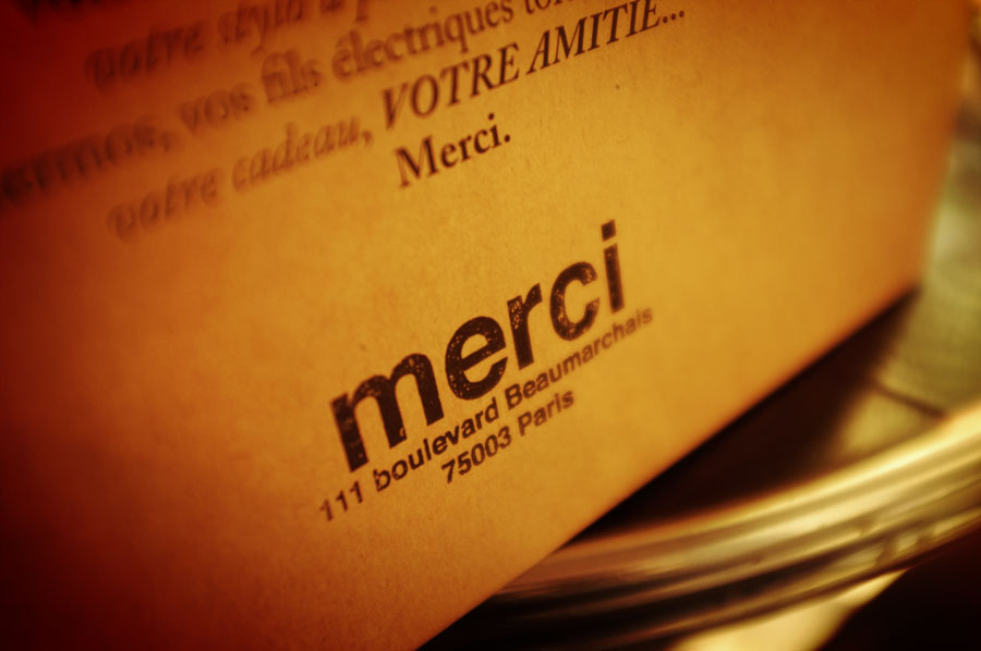 MrCup in Paris - shopping advices from a gluten free designer