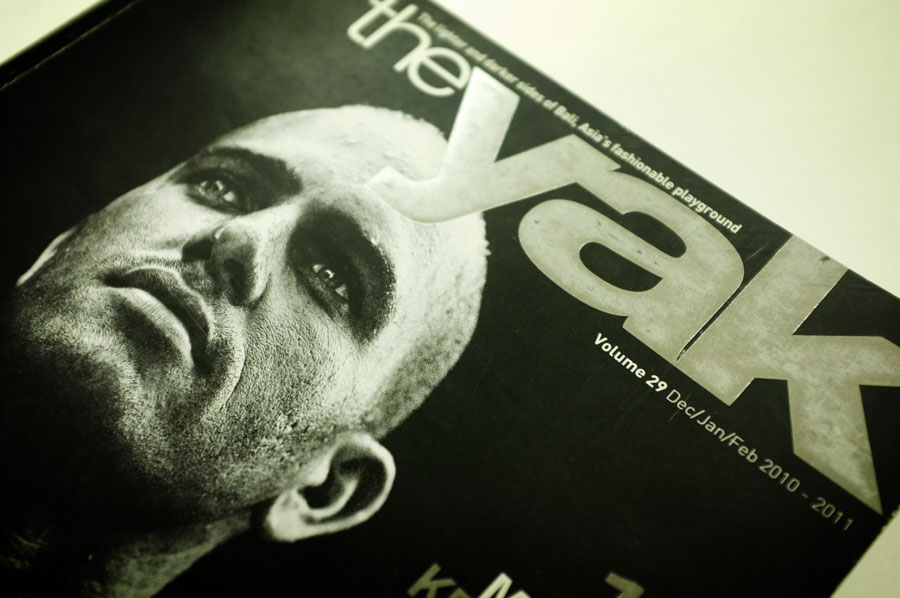 The YAK Magazine