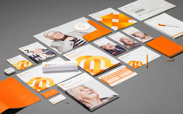 7 Graphic language BEHANCE projects
