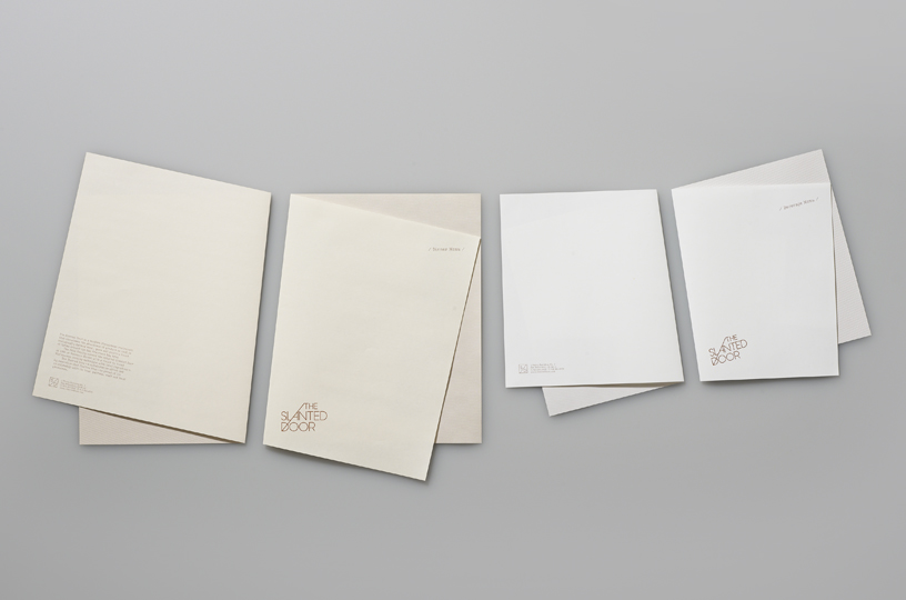 Manual folded menus