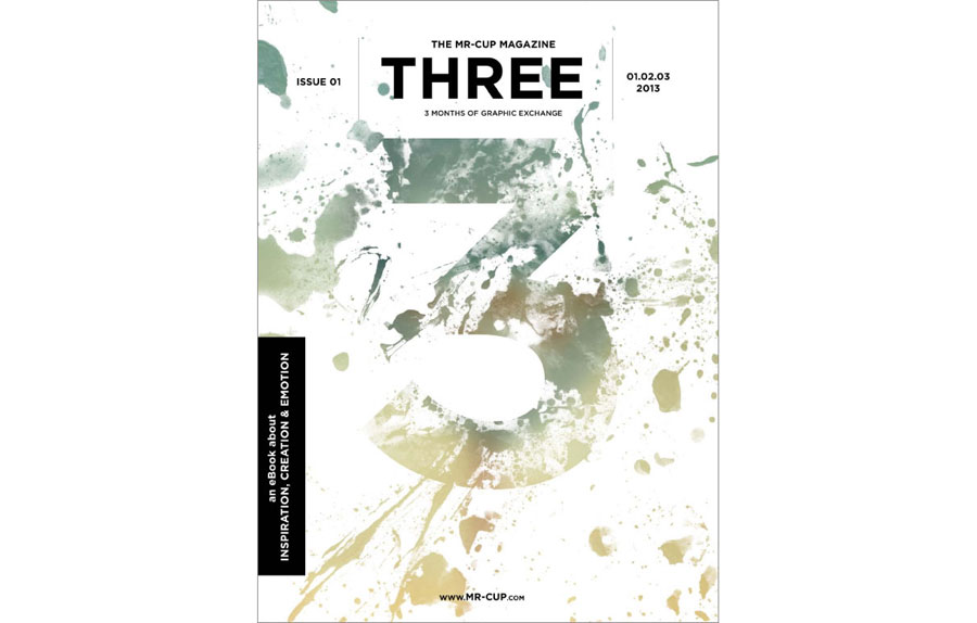 three . an ebook about inspiration creation emotion by www.mr-cup.com