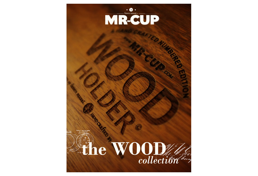 Mr Cup Wood Collection catalog www.mr-cup.com