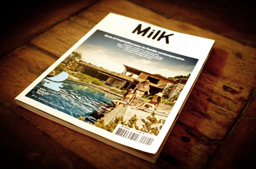 Milk decoration magazine - issue 4 - http://www.mr-cup.com/shop/selected/magazines.html
