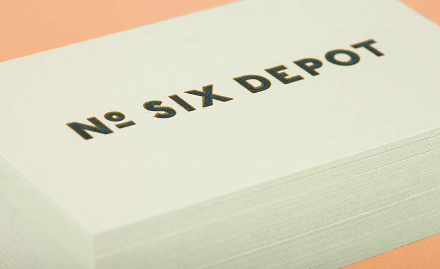 N Six Depot by Perky Bros via www.mr-cup.com