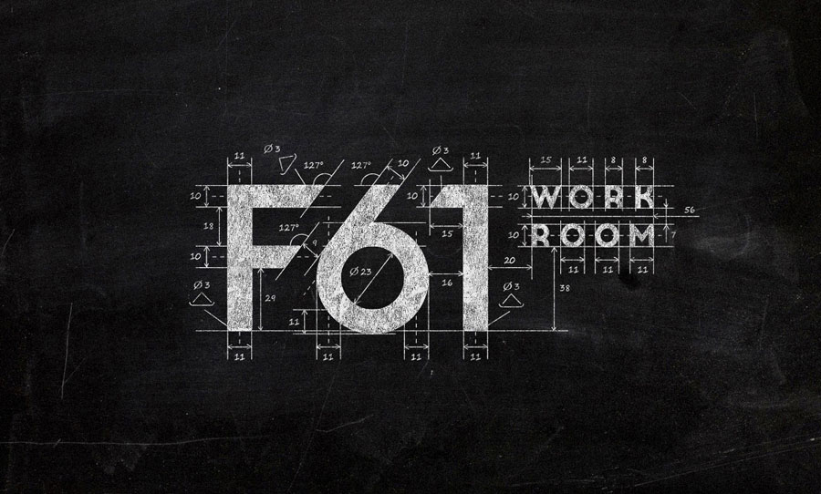 F61 Work Room via www.mr-cup.com