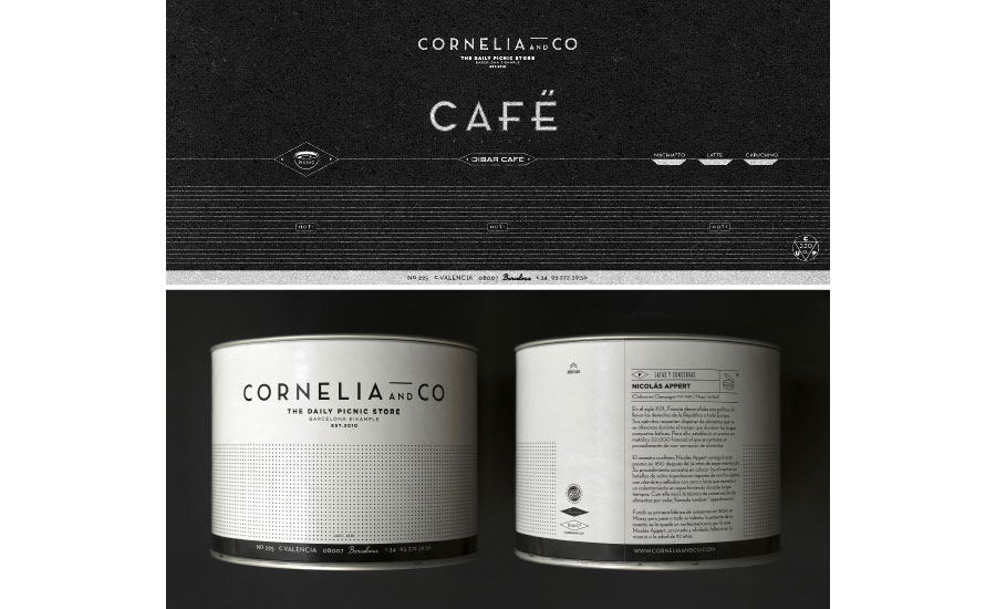 cornelia identity by Oriol gil www.mr-cup.com