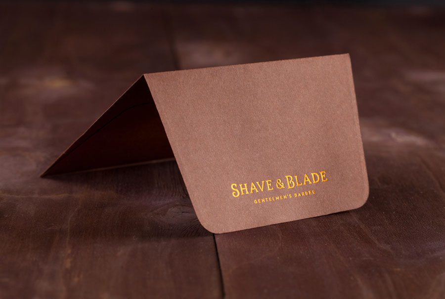 Shave & Blade by Pavel Emelyanov via www.mr-cup.com