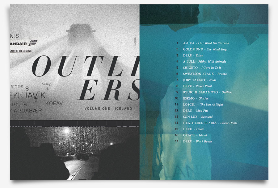 Outliers by Ryan Sievert via www.mr-cup.com