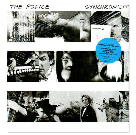 The Police Synchronicity 30th Anniversay by www.mr-cup.com