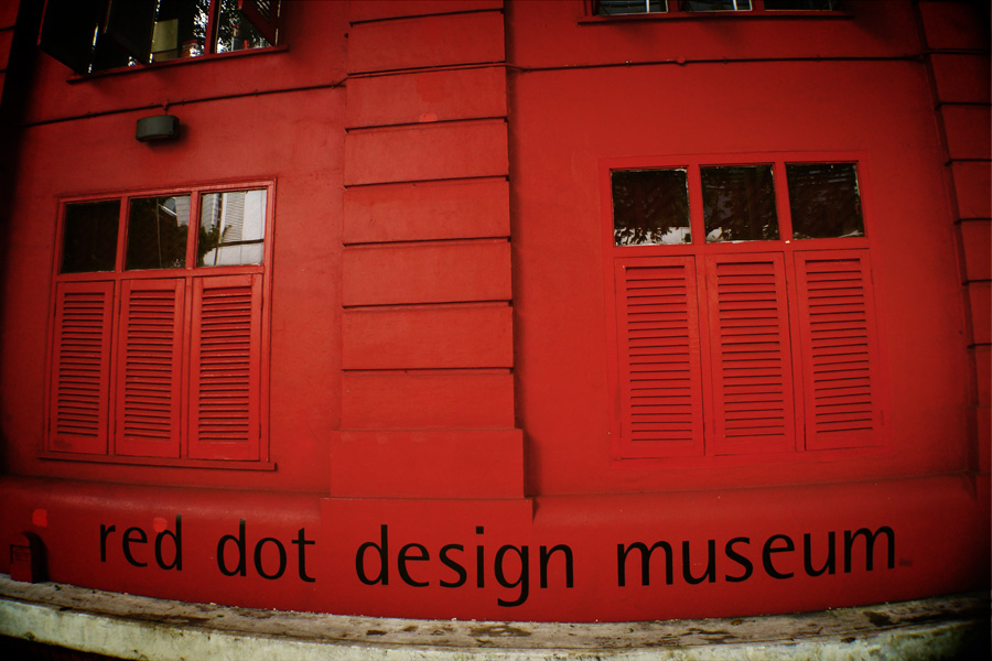 Red dot design museum of singapore by www.mr-cup.com