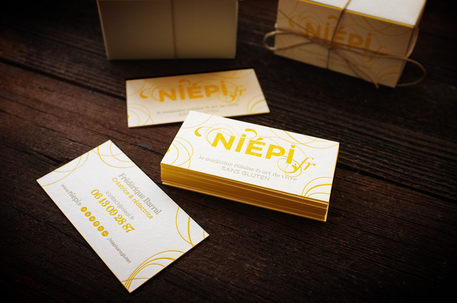 niepi.fr business card by www.mr-cup.com