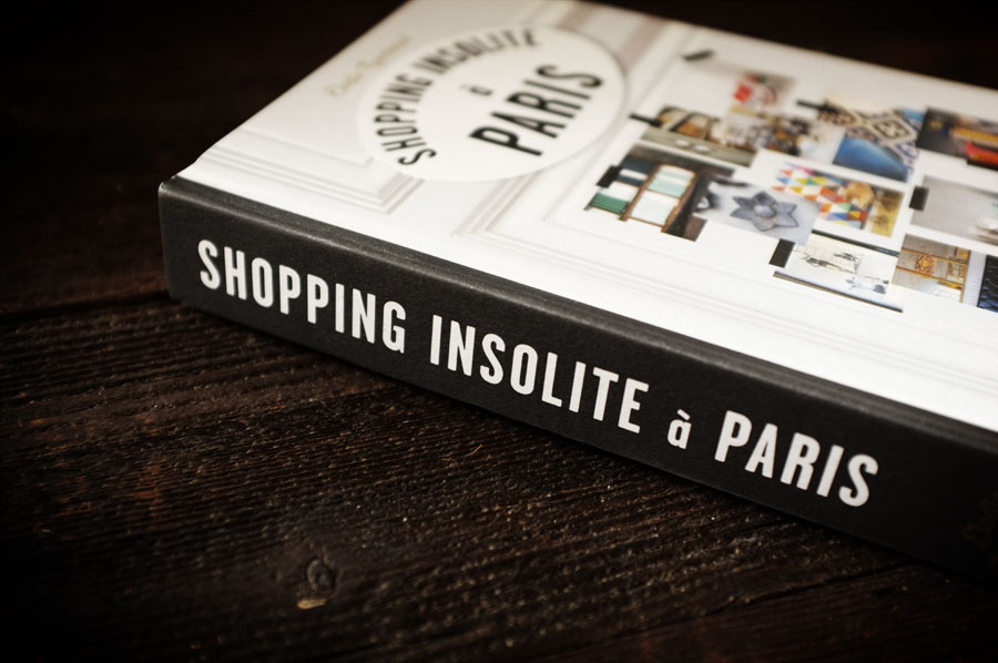 Shopping insolite à Paris by Elodie Rambaud . Design www.mr-cup.com