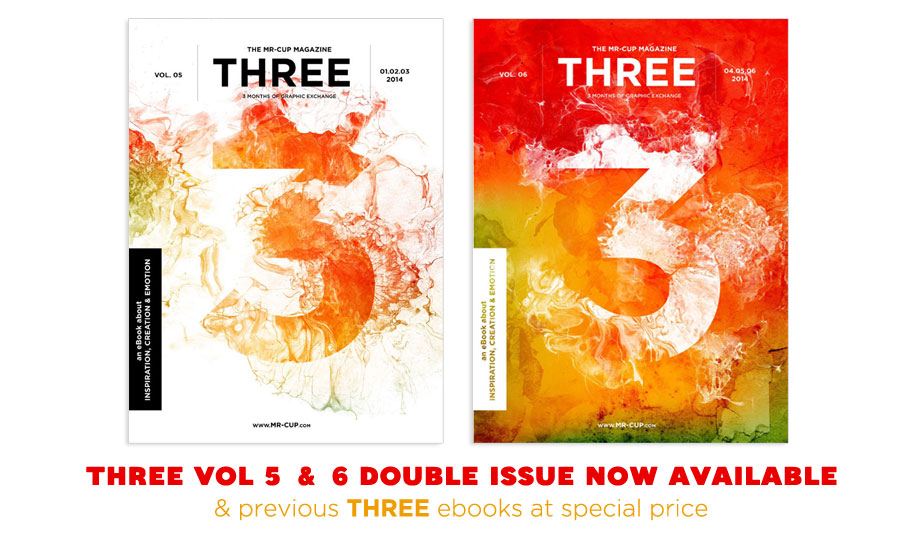 THREE ebooks vol. 5 and 6 by www.mr-cup.com