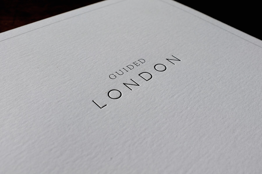 Guided London by Cereal via www.mr-cup.com