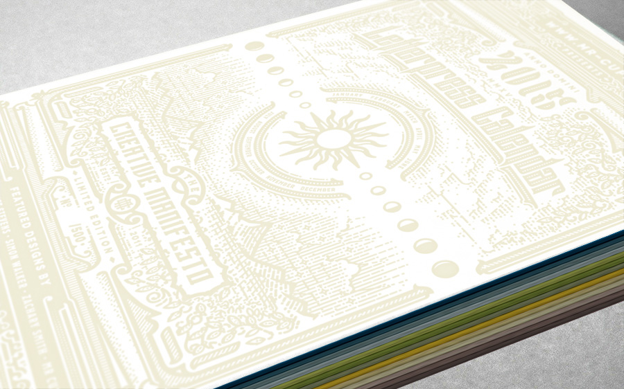 pre-order the 2015 letterpress calendar at www.mr-cup.com