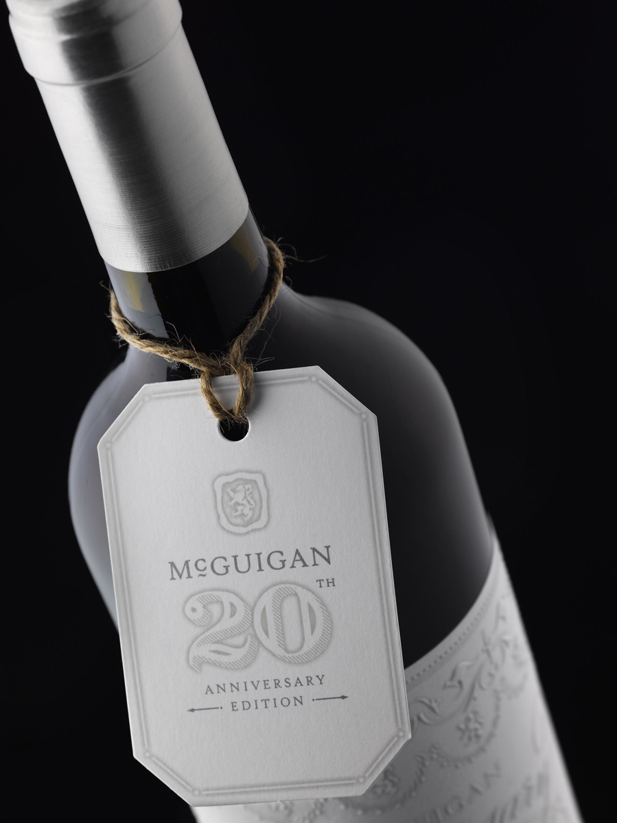 McGuigans 20th Anniversary Edition by Stranger and Stranger via www.mr-cup.com