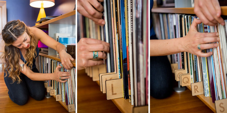 K Records deividers by Kate Koeppel via www.mr-cup.com