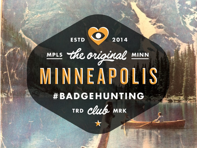 Allan Peters Badgehunting clubs via www.mr-cup.com