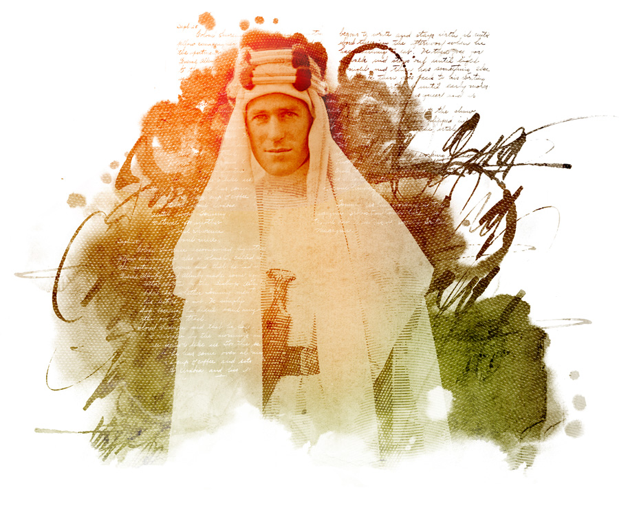 Lawrence of Arabia by www.mr-cup.com
