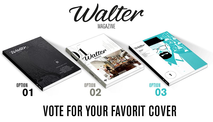 walter cover vote