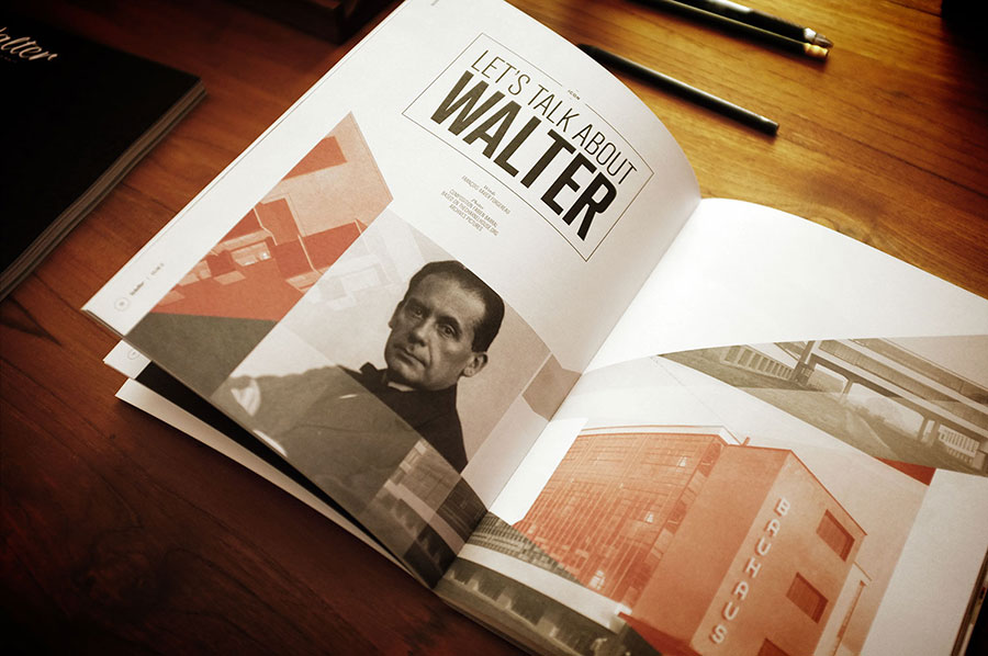 Walter magazine by mrcup now available at waltermag.com
