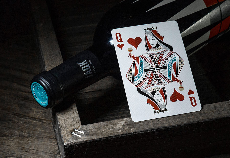 Blackfriday JAQK limited edition playing cards deck www.mr-cup.com