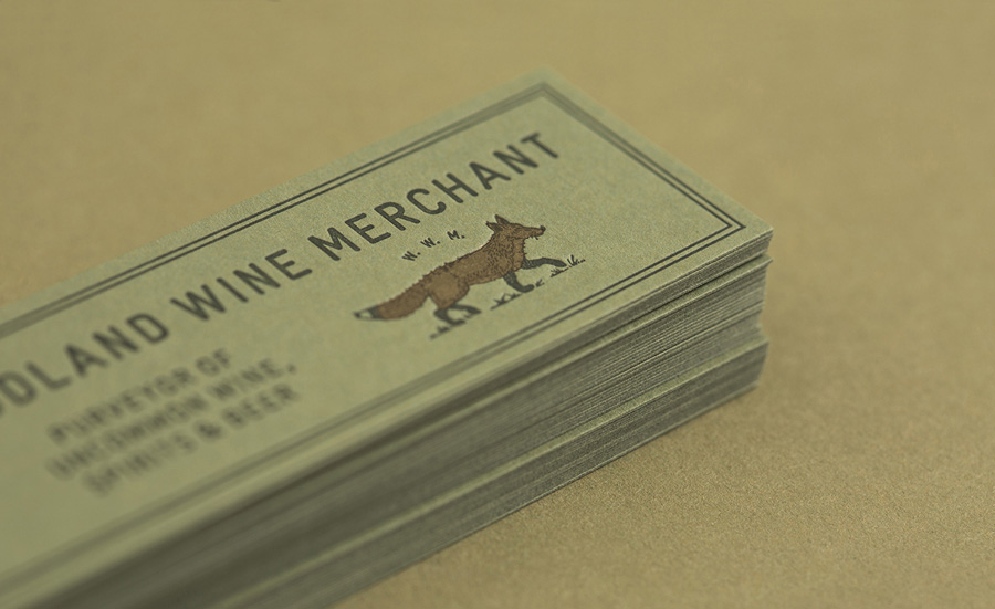Woodland Wine Merchant by Perky Bros llc by www.mr-cup.com