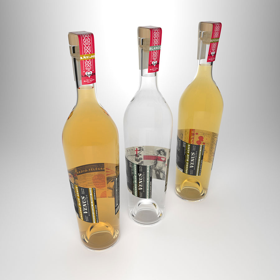 Alcohol packaging via www.mr-cup.com