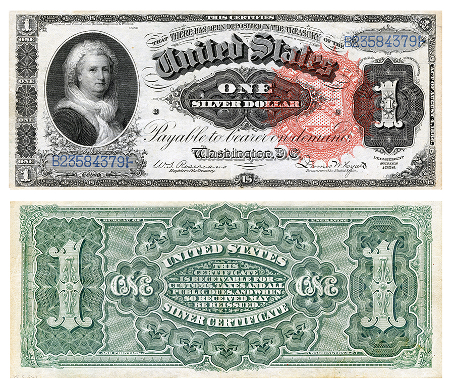 USA bank notes via www.mr-cup.com