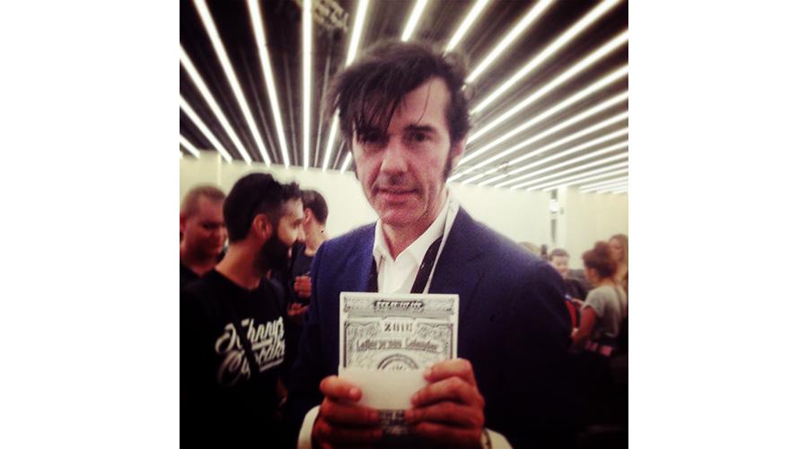 Stefan Sagmeister & Mr Cup