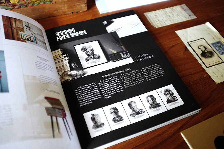 Walter magazine volume 2 by www.mr-cup.com