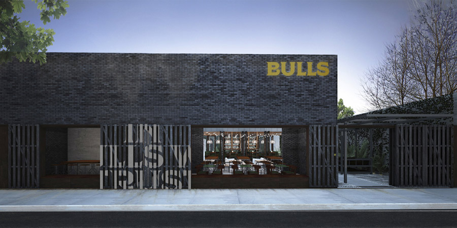 bulls garage garden bar mrcup 10