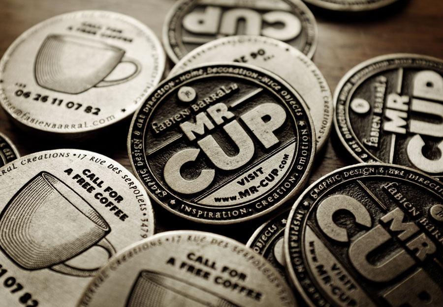 Mr CUP
