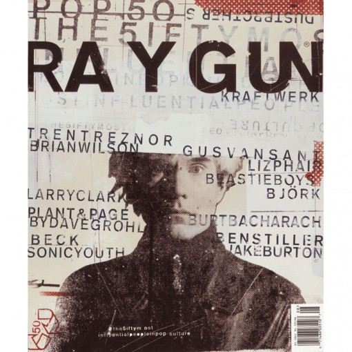 Chris Ashworth & Ray Gun magazine