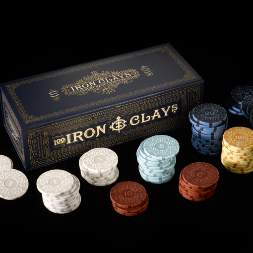 Iron Clays by Chad Michael Studio