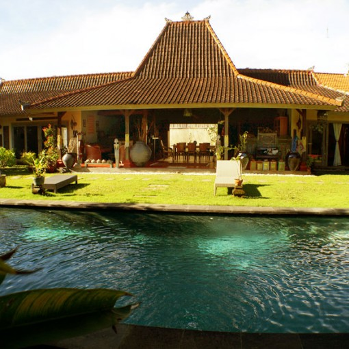 Friend's house in Bali